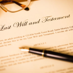 Louisiana Notary Last Will Legacy