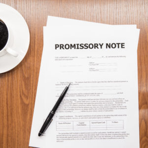 Louisiana Promissory Note