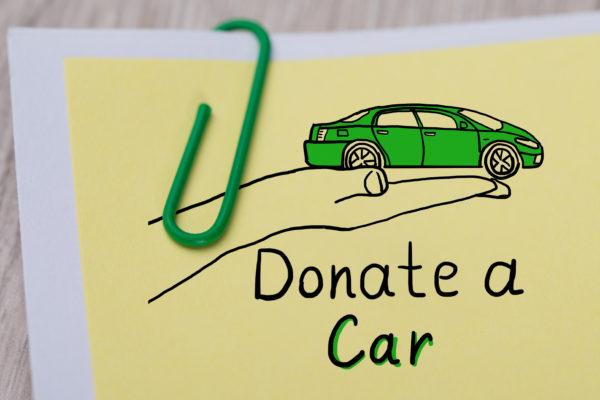 Louisiana Car donation template